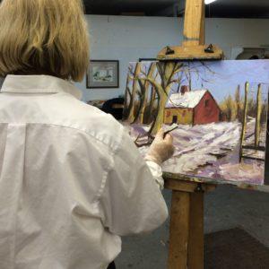 Adults/Teens Summer Art Classes 2017